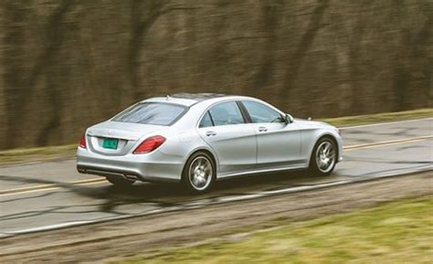 The top gear car review: 2017 Mercedes-Benz S550 4MATIC Test | Review | Car and Driver