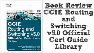 Book Review  Ccie Routing And Switching V5 0 Official Cert