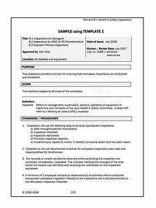 health and safety review template gallery template With health and safety review template