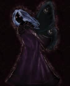 Dark Anime Fairy Girl