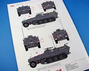 1  35 Sd Kfz 251  1 Ausf A - Afv