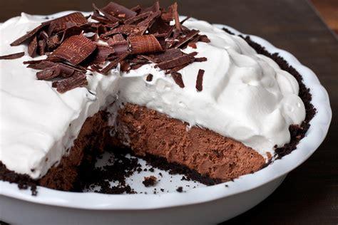 choco pie recipe no bake chocolate mousse pie