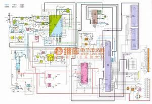 Siemens 3508i Mobile Phone Circuit