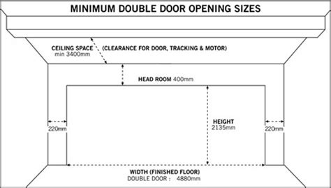 Garage Door » Standard Garage Door Sizes Inspiring