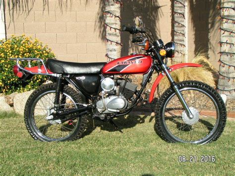 Vintage 1975 Kawasaki G5 Enduro For Sale Phoenix, Arizona