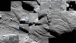 'We're in orbit!' Rosetta first probe to orbit comet - CNN.com