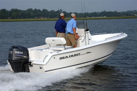Seahunt Boats by Research 2012 Sea Hunt Boats Triton 188 On Iboats