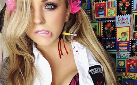 Hairstyles For Redheads Naughty School Girl Halloween Costume With A Special Twist Youtube