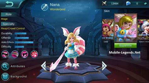 Nana More Tanky-ap Build 2019