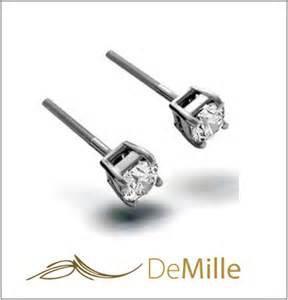 black stud earrings for guys men earrings demille steel jewelry