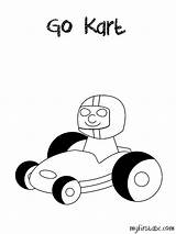 Go Coloring Kart Pages Colouring Karts Pussy Angry Birds Popular Printable Brazilian Wet Getcolorings Coloringhome sketch template