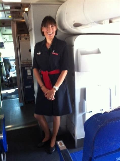 andrea transgender flight attendant trans flight