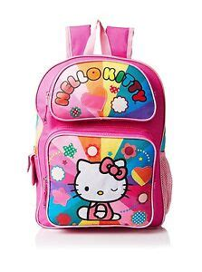 hello kitty backpack for school toddler book bag 440 | s l300