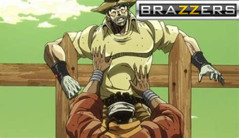Jojo S Memes - jojo s bizarre adventure brazzers meme by brandonale on deviantart