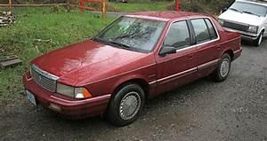 1989 Dodge Plymouth Acclaim -  1200