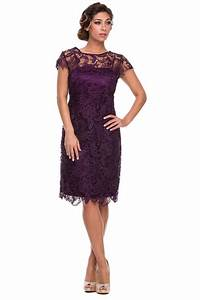 2015 new fashion summer dress short purple lace mother of With short mother of the bride dresses for summer wedding