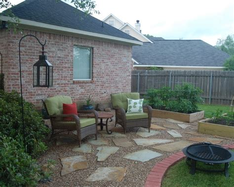 36 Best Images About Gravel Patio Ideas! On Pinterest