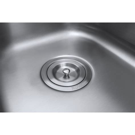 Ruvati RVM4111 Undermount 16 Gauge 12? Bar Sink Single