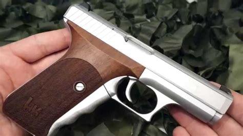 hk p psp mm squeeze cocker semi auto pistol overview
