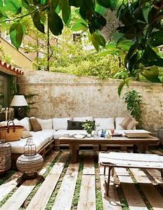 Salon De Jardin Palettes : 50 id es originales pour fabriquer votre salon de jardin ~ Farleysfitness.com Idées de Décoration