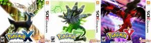 real Pokemon XYZ