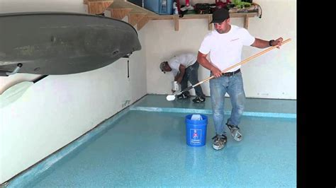 Remove Spray Paint Garage Floor Overspray