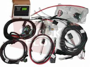Western 3 Port 3 Plug Wiring Kit Isolation Module Truck