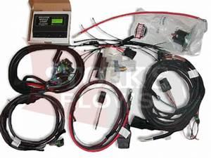 Western 3 Port 3 Plug Wiring Kit Isolation Module Truck Side Ultramount Unimount