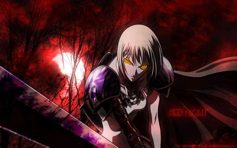 Claymore Anime Wallpaper - claymore warrior anime wallpaper imagez only