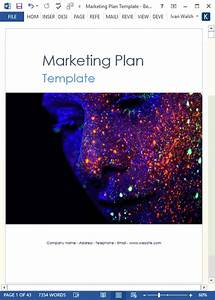 Sales Plan Excel Marketing Plan Templates 5 X Word 10 Excel Spreadsheets