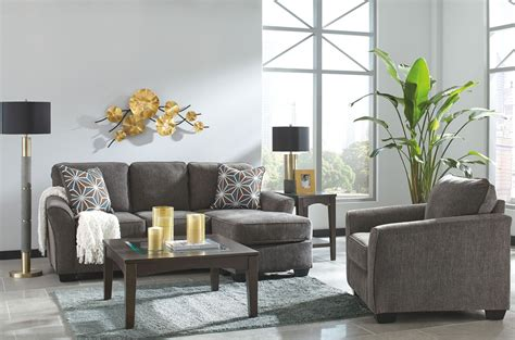 brise slate sofa chaise brise slate sofa chaise from ashley coleman furniture