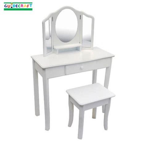 girls white vanity table girls classic white vanity stool