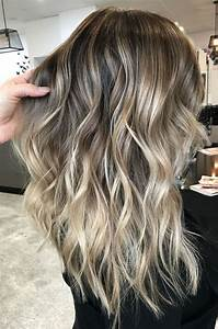 Balayage Blond Grau : balayage face framing blonde textured curls quoteslodge is all about quotes images ~ Frokenaadalensverden.com Haus und Dekorationen