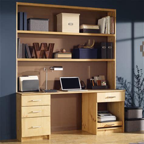 étagère à poser sur bureau construire un bureau avec étagères plans de construction