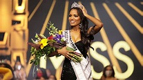 Miss USA 2020: Pageant at Graceland crowns winner Asya ...