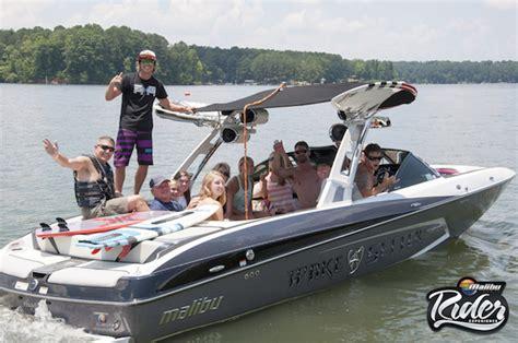 Malibu Boats Riders by Media Recap Malibu Rider Experience South Alliance