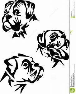 boxer dog face coloring page - Google Search | Decorating ...