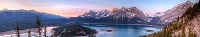Landscape Lake 5760 1080 Mountains Wallpapers Mountain