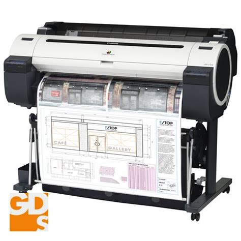 canon imageprograf ipf printer    cad
