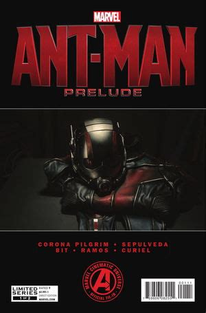ant man prelude  review whatcha reading