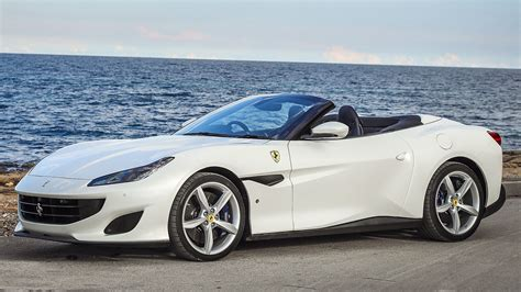 Ferrari portofino car price starts at rs. 2019 Ferrari Portofino Colors White