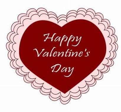 Valentine Happy Valentines Clip Kiss February
