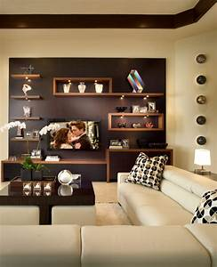 Wall Showcase Designs For Living Room Kerala Style - Home