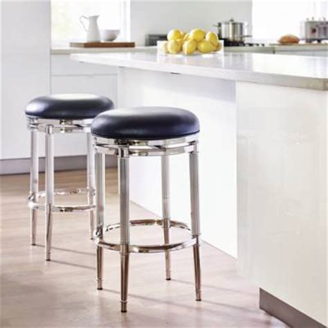 birmingham backless bar  counter stools frontgate