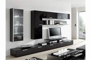 Meuble Design Tv Mural : meuble tv design a prix discount ~ Teatrodelosmanantiales.com Idées de Décoration