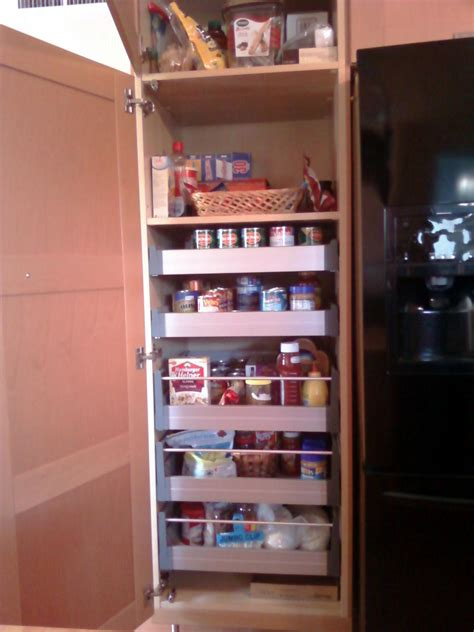 Kitchen Pantry Cabinet Ikea Homemdbiz