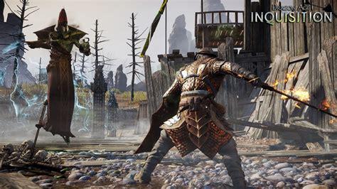 Dragon Age Inquisition Intro Parody Unskippable Video