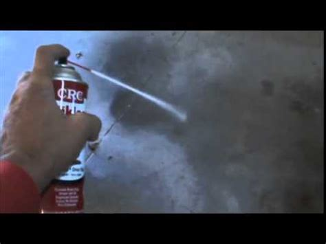 how to clean grease floor how to easily clean oil and grease from your floor youtube