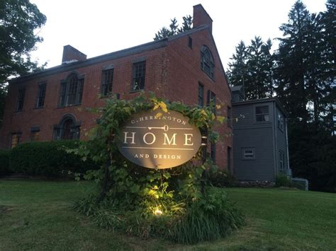 C Herrington Home And Design : Hidden And Not So Hidden In Hillsdale, Ny