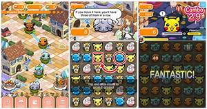 pokemon shuffle mobile is ing soon to android